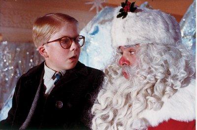 A Christmas Story Gif  A Christmas Story Gif Fight