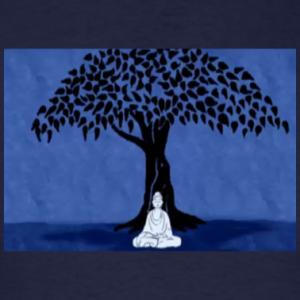 buddha-under-bodhi-tree-at-night_design