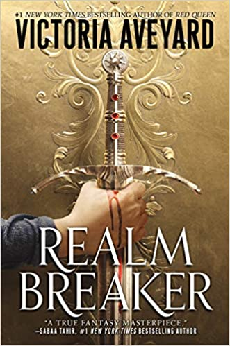 Victoria Aveyard Talks about World Building, Lord of the Rings, and her new novel Realm Breaker
